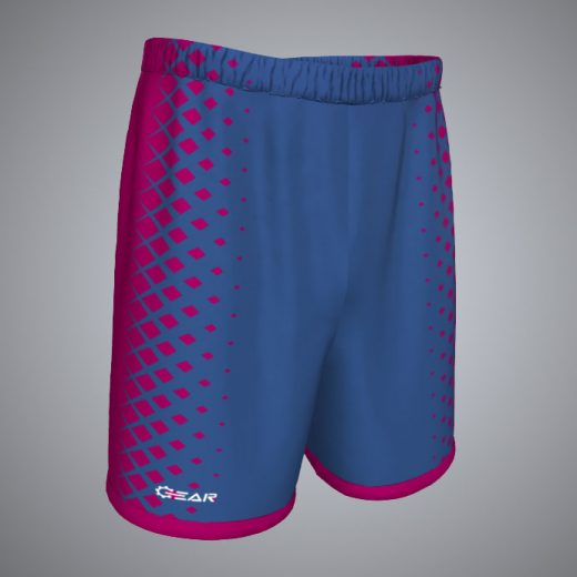 Custom Mamba Soccer Short