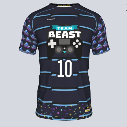 Cable Esports Custom Jersey