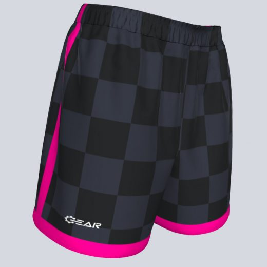 checker-womens-short