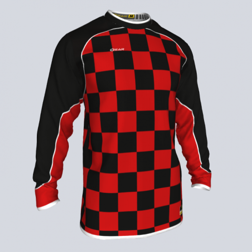 Longsleeve-Checker-Jersey