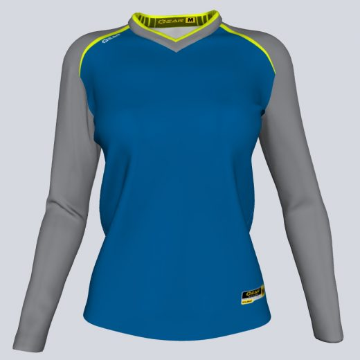 Ladies Core Long Sleeve Front